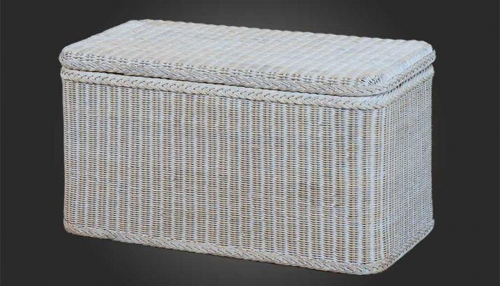 w schetruhe cl 105 krines rattan teak fichte outdoor lounge lifestyle m bel einrichtung. Black Bedroom Furniture Sets. Home Design Ideas