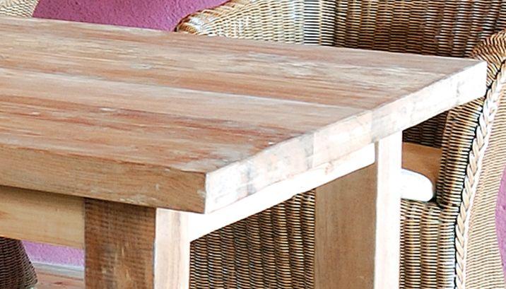 set 147 tisch mammut krines rattan teak fichte outdoor lounge lifestyle m bel einrichtung. Black Bedroom Furniture Sets. Home Design Ideas
